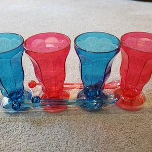 Soda Fountain Ice cream cups